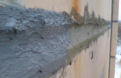 Жидкая резина для герметизации швов