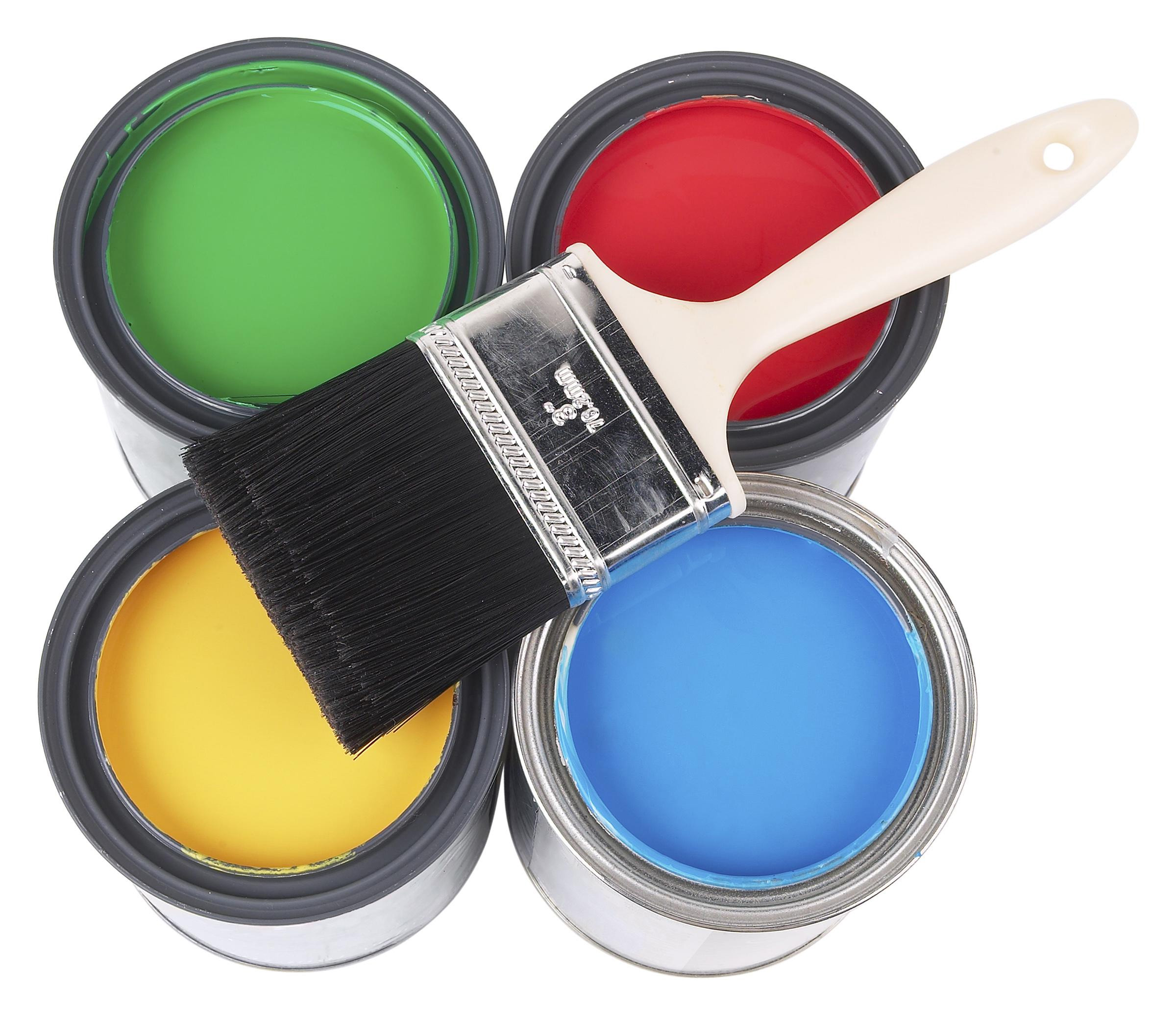 Готовые краски