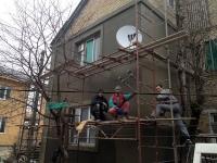 армировка фасада