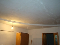 монтаж многоуровневого потолка