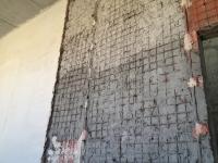 армировка стены