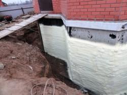 Пенополиуретан — материал для утепления зданий