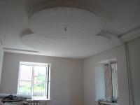 моделирование элементов потолка